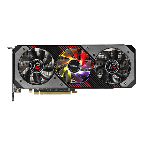 Tarjeta de Video AsRock Radeon RX5700 XT Phantom Gaming, 8GB OC