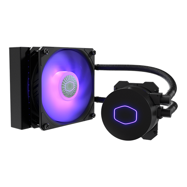 Enfriamiento liquido Cooler Master ML120L V2 RGB  All in one