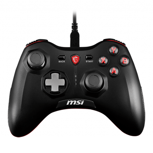 [5100] Control Gaming MSI Force GC20 USB Black Windows | Android 4.1