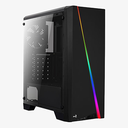Case Cylon MidTower Tempered Glass Edition RGB 13 Modes Aerocool