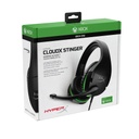 Headset Gaming HyperX Cloud Stinger CORE XBOX™ Verde Jack 3.5mm