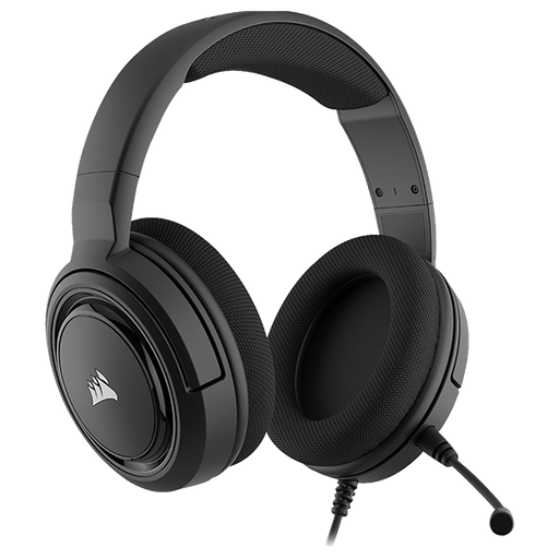 [6988] Headset Gaming Corsair HS35 estereo 3.5mm Carbon