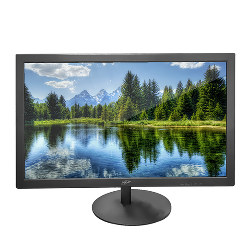 "[08392] Monitor MDC LCD Full HD 1920x1080  23.5"" HDMI VGA"