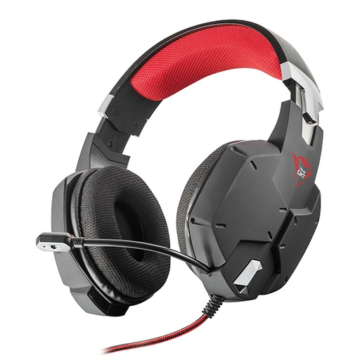 [08686] Trust Headset Gaming GXT 322 Carus - Negro