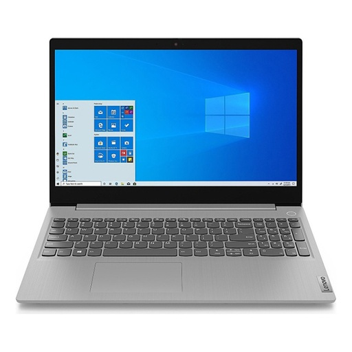 "[08776] Laptop Lenovo Ideapad 3 15.6"" i3 1005G1, 4GB RAM, SSD 128GB Win10 Home 81WE 15IIL05"